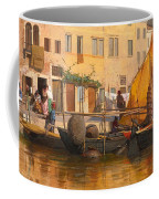 By The Canal Coffee Mug