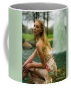 By The Fountain Coffee Mug