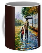 By The Rain Coffee Mug