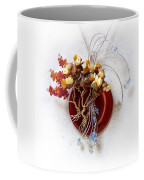 By The Rapids Coffee Mug by Rhonda Chase