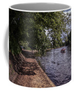 By The River Ouse Coffee Mug