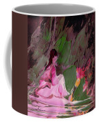 By The River Piedra I Sat Down And Wept Coffee Mug