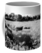By The Road In Summer Two  Coffee Mug
