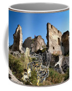 By The Ruins 2 Coffee Mug