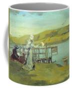 By The Sea Swanage Coffee Mug