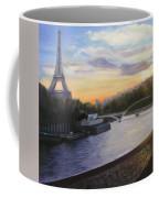 By The Seine Coffee Mug