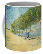 By The Seine Coffee Mug