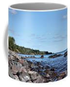 By The Shining Big Sea Water Coffee Mug