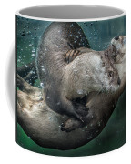 By The Skin In His Teeth Coffee Mug