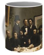 By The Table Coffee Mug
