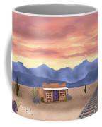 By The Tracks Coffee Mug