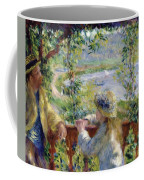 By The Water Near The Lake Coffee Mug