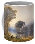 By The Waters Of Babylon Coffee Mug