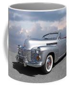Bygone Era - 1941 Cadillac Convertible Coffee Mug