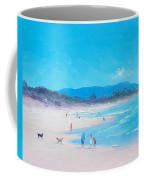 Byron Bay Beach Morning Coffee Mug