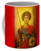 Byzantine Knight Coffee Mug