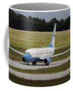C-40 Clipper Taxiing At Dresden Coffee Mug