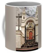 Arched Entry Coffee Mug