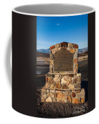 Ca-773 Old Harmony Borax Works Coffee Mug