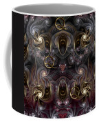 Cabalistic Symmetry Of Q Coffee Mug