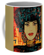 Cabaret Girl Coffee Mug