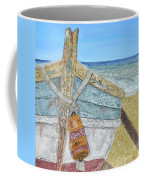 Cabbing Skiff  Coffee Mug