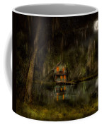 Cabin - De Land, Fl - Restless Night 1904 Coffee Mug