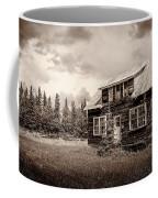 Cabin In Kenai Coffee Mug