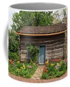 Cabin In The Tulip Patch Coffee Mug