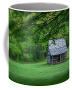 Cabin On The Blue Ridge Parkway - 1 Coffee Mug