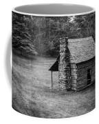 Cabin On The Blue Ridge Parkway - 5 Coffee Mug