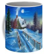 Cabin Retreat Coffee Mug