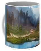 Cabin Retreat Coffee Mug