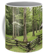 Cabin Coffee Mug