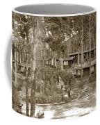 Cabins At Carmel Highlands Inn Circa 1930 Coffee Mug