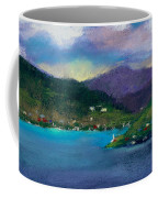 Cabins On The Lake Coffee Mug