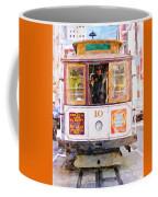 Cable Car No. 10 Coffee Mug