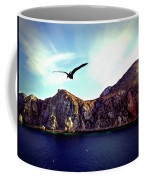 Cabo And The Cliffs Coffee Mug