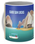 Cabo San Lucas Mexico Horizontal Scene Coffee Mug