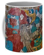 Cacaxtla Warrior II Coffee Mug