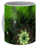 Cactus Abstract Coffee Mug