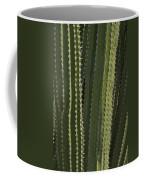 Cactus Abstract Coffee Mug