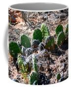 Cactus, Arches National Park Coffee Mug