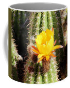 Cactus Bloom 033114a Coffee Mug