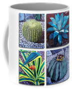 Cactus Close Ups Coffee Mug