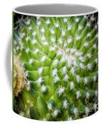 Cactus Feathers Coffee Mug