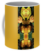 Cactus Flower 08-005 Abstract Coffee Mug