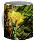 Cactus Flower H28 Coffee Mug