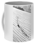 Cactus In Desert Coffee Mug