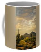 Cactus Morning Coffee Mug